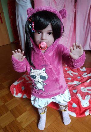 Dollter 80cm chubby doll Aya