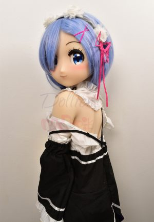 Aotume Doll 135cm (4ft5′) Neilly in Rem Costume