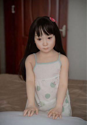 110cm Zelex Doll Full Silicone