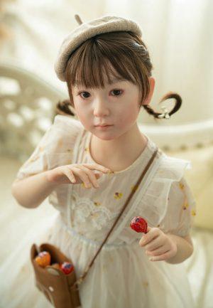 110cm Doll Full Silicone-01head