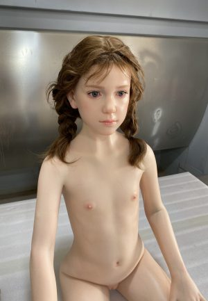 142cm Full Silicone Real Girl Doll
