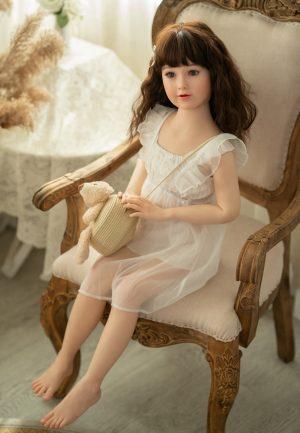 Dollter 110cm Doll Full Silicone Lyla