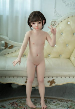 Dollter 110cm Doll Full Silicone Belle