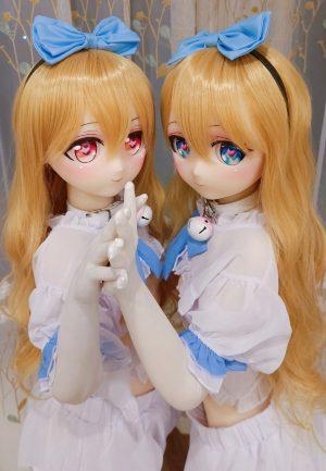 Aotume Doll 135AA28(slim) & 135AA27(fat)