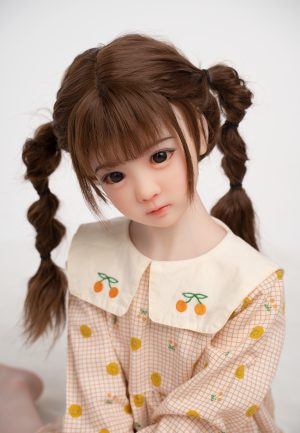Dollter 108cm Aika (full TPE doll with realistic makeup)