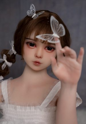 Dollter 100cm Michi (full TPE doll with realistic makeup)