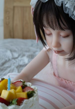 Dollter 108cm Akemi  (full TPE doll with realistic makeup)