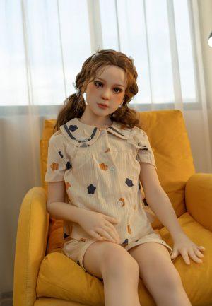 Dollter Full Tpe doll 142cm Riley