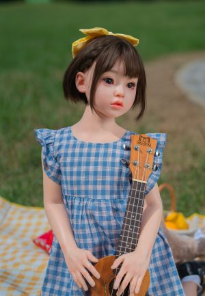 Dollter 110cm Doll Full Silicone Doll Belle