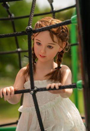 Dollter 110cm Doll Full Silicone Doll Lyla
