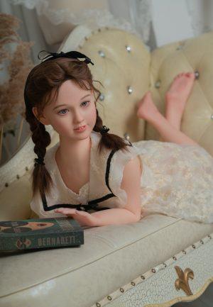 Dollter 120cm Doll Full Silicone Doll Lyla