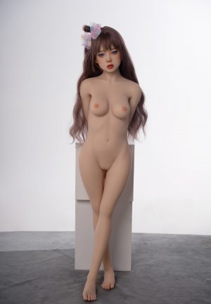 Dollter 130cm Amara (with realistic body makeup)